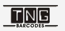 TNG Barcodes